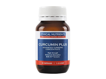 Ethical Nutrients Curcumin Plus