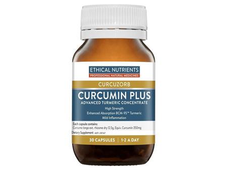 Ethical Nutrients Curcumin Plus
