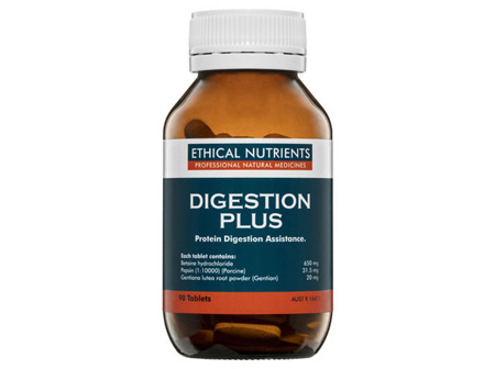 Ethical Nutrients Digestion Plus 90 Tablets