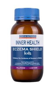 Ethical Nutrients Eczema  Shield Kids  120G