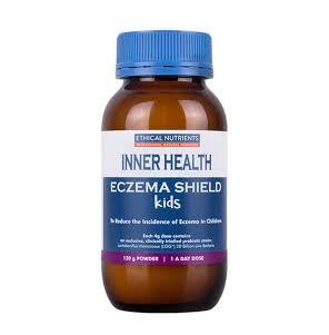 Ethical Nutrients Eczema  Shield Kids  120G