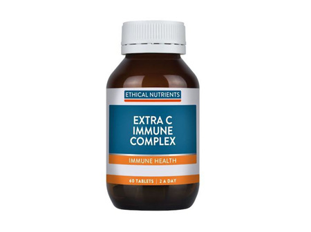 Ethical Nutrients Extra C Immune Complex 60 Tablets