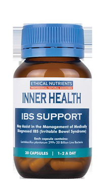 Ethical Nutrients IBS Support - 30 capsules - Click and Collect only