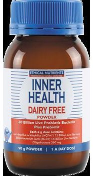 Ethical Nutrients Inner Health Dairy Free Powder