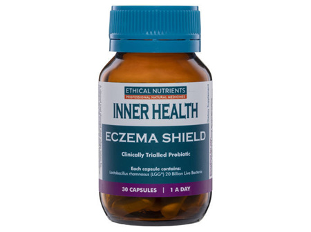 Ethical Nutrients Inner Health Eczema Shield