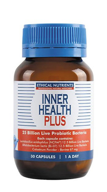 Ethical Nutrients Inner Health Plus - 30 capsules - Click and Collect only