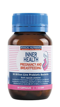 Ethical Nutrients  PREGNANCY AND BREASTFEEDING - 30 Capsules - Click and Collect only