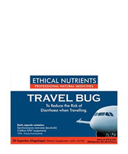 Ethical Nutrients Travel Bug - 30 capsules - Click and Collect only