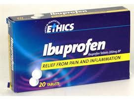 ETHICS Ibuprofen 200 mg (20 Tablets)