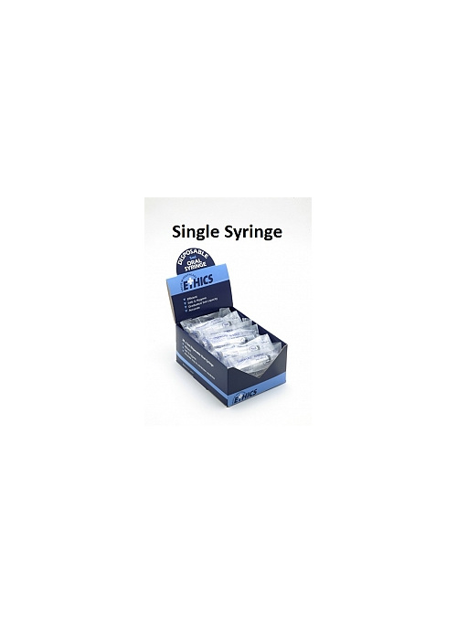ETHICS Oral Syringe 5ml 30pk