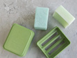 Ethique Bamboo In-Shower Container Green