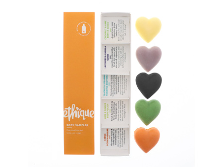 Ethique Body Sampler Set 5pc