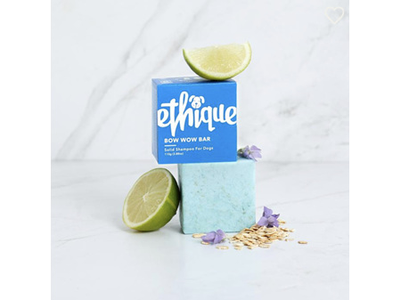 Ethique Bow Wow Bar Shampoo Bar for Dogs 110g