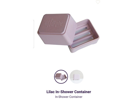 ETHIQUE B&S In-Shower Container Lil