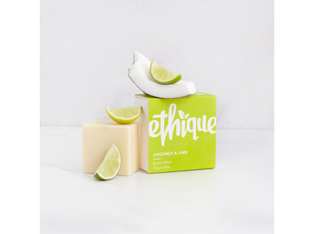 ETHIQUE Butter Block Coconut & Lime 100g