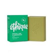 ETHIQUE B/Wash Bar Mat/Lime/LG 120g