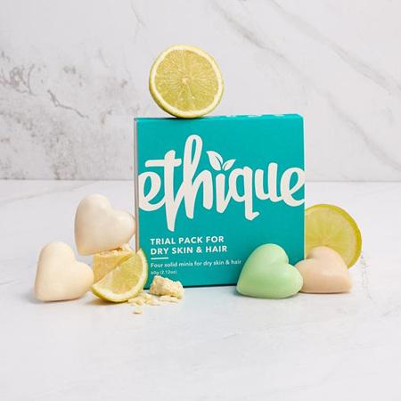 ETHIQUE Dry Skin & Hair G/pk 60g