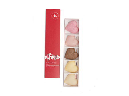 Ethique Face Sampler Set 5pc