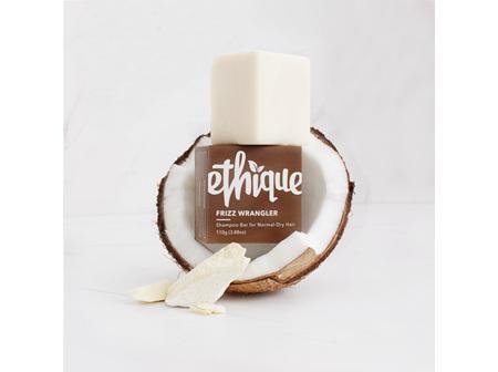 Ethique Frizz Wrangler Solid Shampoo