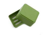 Ethique In-Shower Container Green