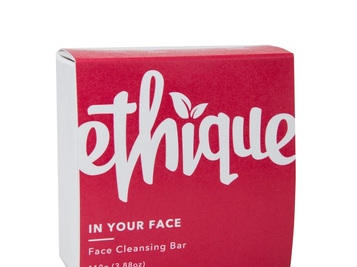 Ethique In Your Face Cleansing Bar