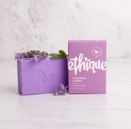 Ethique Lavender & Mint Bodywash 120 grams
