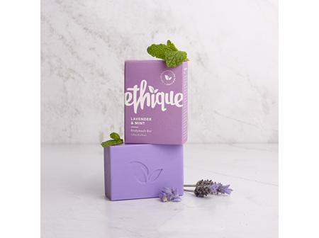 Ethique Lavender & Peppermint Bodywash Bar