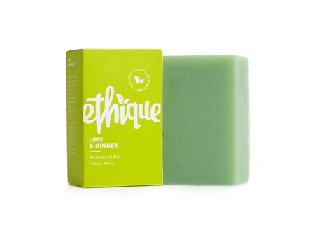Ethique Lime and Ginger Bodywash
