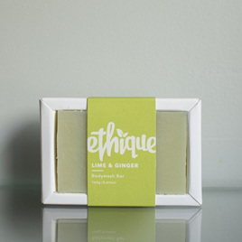 Ethique - Lime & Ginger Bodywash Bar