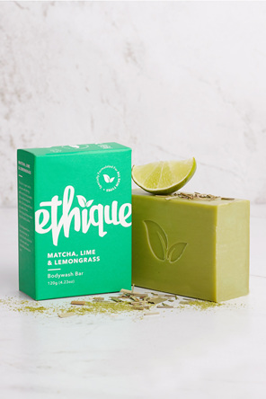 Ethique Lime & LemongrassWash Bar 120gm