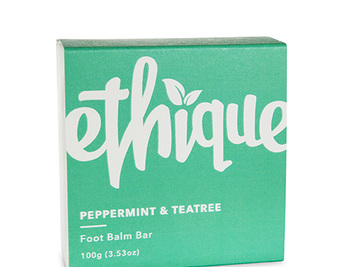 Ethique Peppermint & Teatree Foot Bar
