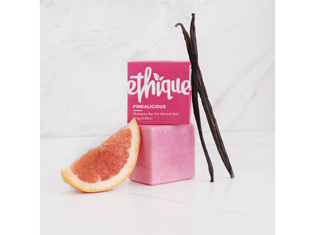 Ethique Pinkalicious Solid Shampoo