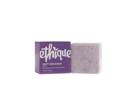 Ethique Shampoo Bar Baby Oaty Delicious 110g