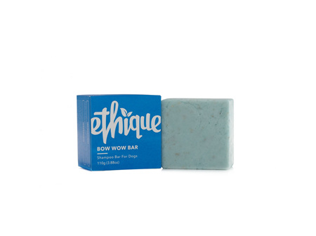 Ethique Shampoo Bar Dogs Bow Wow 110g