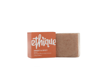 Ethique Shampoo Bar Sweet & Spicy 110g