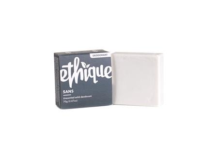 Ethique Solid Deodorant Sans 70g