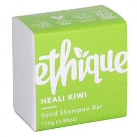 Ethique Solid Shampoo Bar - Heali Kiwi
