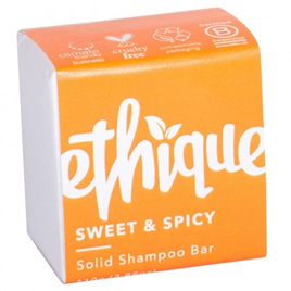 Ethique Solid Shampoo Bar  - Sweet & Spicy