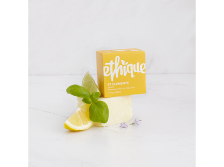 ETHIQUE St Clements Shampoo Bar 110g