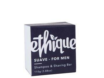 Ethique Suave Shampoo & Shaving Bar