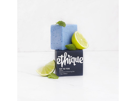 ETHIQUE TIP TO TOE SOLID SHAMPOO BAR
