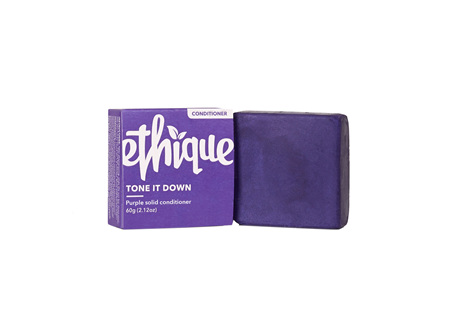 Ethique Tone It Down Purple Conditioner 60g
