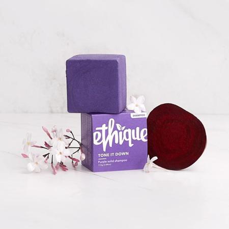ETHIQUE Tone It Down Purple Shampoo 110g