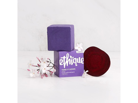 ETHIQUE Tone It Down Purple Shampoo 110g