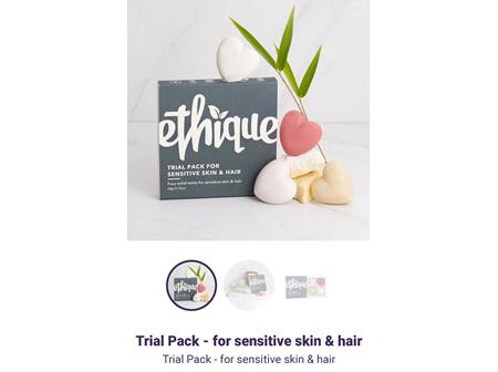 ETHIQUE Trial Pack Sen. S&H 4 S/M