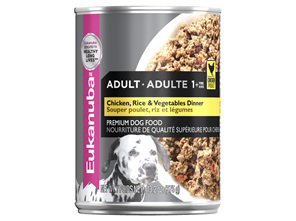 Eukanuba™ Adult Chicken, Rice & Vegetables Dinner