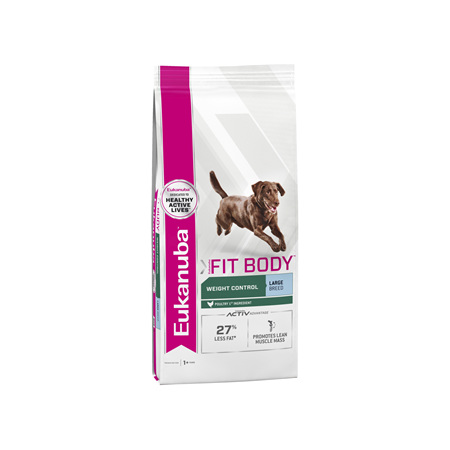 Eukanuba™ Adult Fit body Large Breed Dry Dog Food
