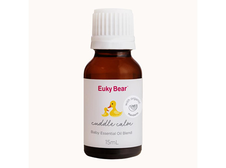 EUKY Bear Cuddle Calm Oil 15ml