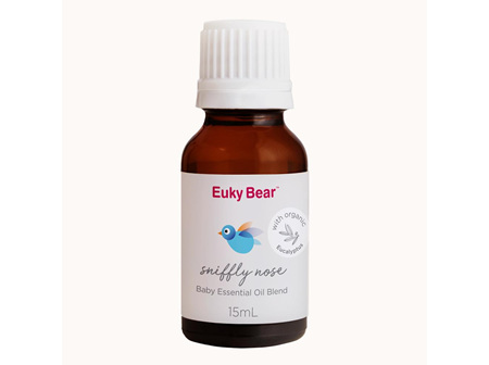 EUKY Bear Sniffly Nose Oil 15ml