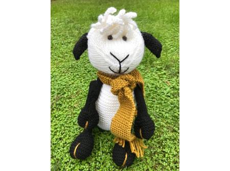 Eunice The Sheep Pattern